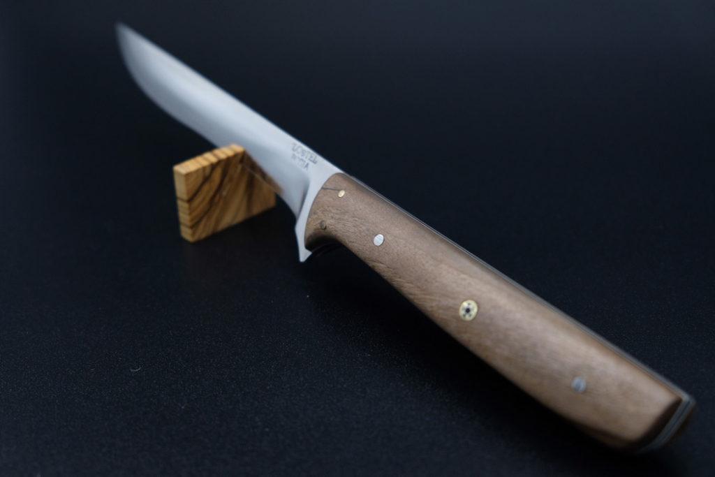 Coltello artigianale in legno - 'L Cotel - Alba Coltelleria - Gioel Terlizzi